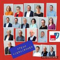 Gruppenbild SPD-Vierkirchen